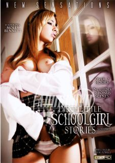 DirtyLittleSchoolgirlStories4@NS新片-淫荡小女生的故事4(MollyBennett,RilynnRae出演)