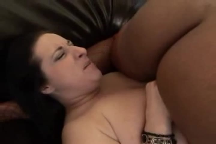 Adorable hottie sucks on strapon before deep penetration32