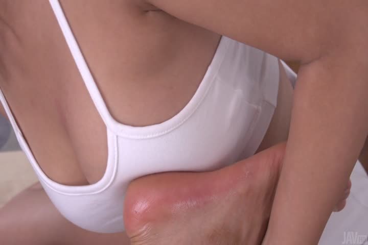 Yu Shinohara sweet ASian girl creampie porn show