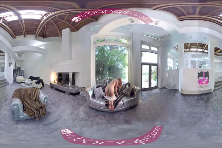 VR Tara Morgan and Darcie Dolce lesbian voyeur full 360 Virtual Reality