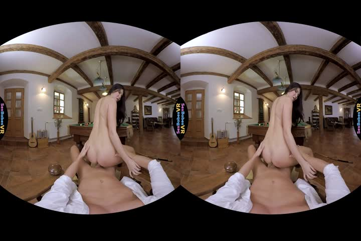 18VR Your Redhead Stepsister Anna Swix Seduces You VR Porn19