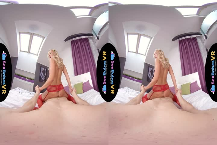 18VR.com Birtay Surprise Threesome By Lesbians Katrin Tequila And Katy Sk42