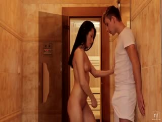 unsuspected-sex-in-the-bathhouse-with-dark-haired-peach