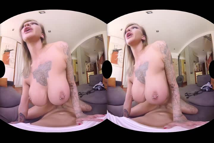 Naomi Bennet Hardcore Casting [Powered By SexLikeReal]