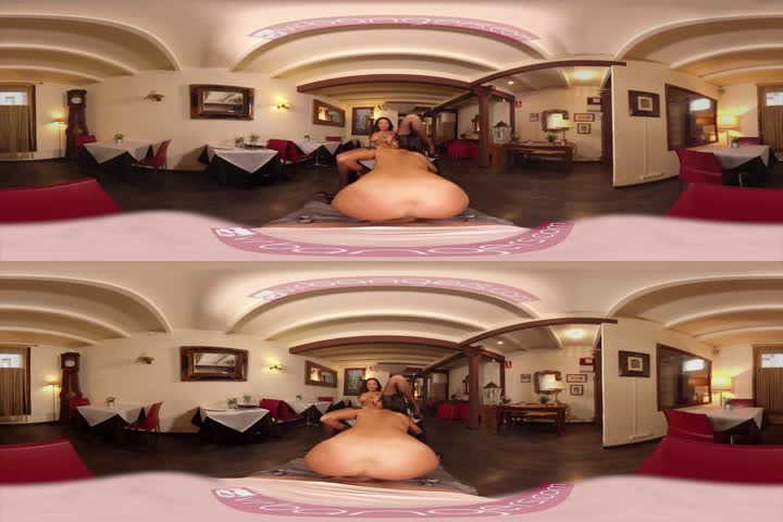 18VR Two Rocky Dicks For Alexis Crystal VR Porn82