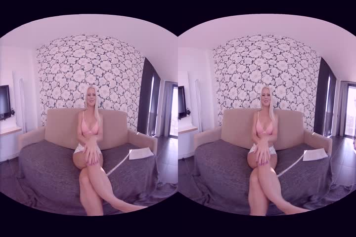 18VR.com Birtay Surprise Threesome By Lesbians Katrin Tequila And Katy Sk09